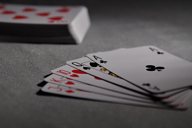jeu de carte casino